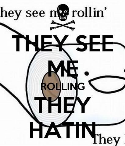 Rolling Hatin Normal Keep