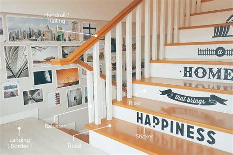 ide tangga keren  rumah minimalis modern rooangcom