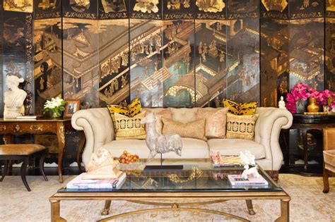 french colonial living room traditional living room