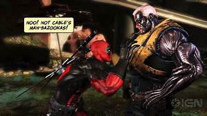 Deadpool, The, Game, U0026, 39, S, Juvenile, But, Awesome, Trailer