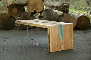 Esstisch Holz Metall Design : designer esstische von greg klassen entworfen ~ Buech-reservation.com Haus und Dekorationen