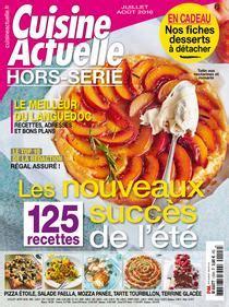 cuisine actuelle hors serie closer hors serie jeux juillet aout 2016