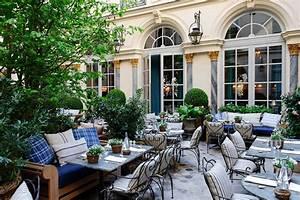 The Paris Report: Ralph's - a design on dining