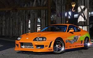 Brian O'Conner Toyota Supra Fast & Furious - GTA5-Mods.com
