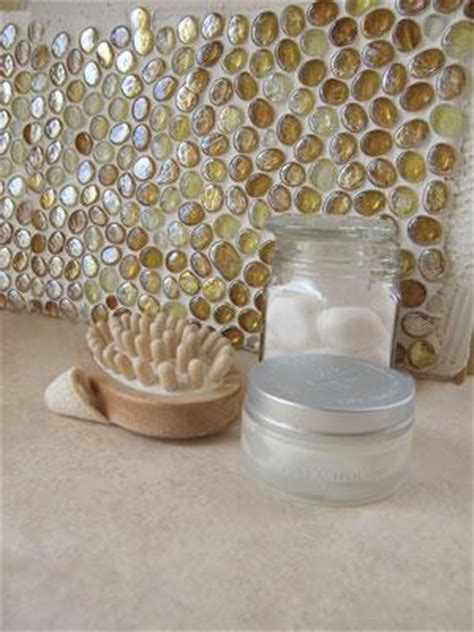 weekend project make a backsplash from pebbles shells or