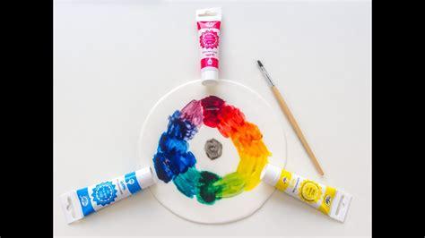 farbenlehre farben mischen farbschemata und farbwirkung