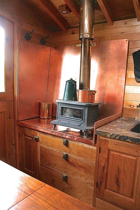 marine wood burning stove   small kitchen
