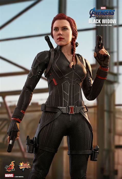 Jualhottoys Hot Toys Black Widow Avengers Endgame Mms