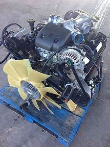 Buy 2000 Ford F550 7 3 Diesel Engine Power Stroke Vinf