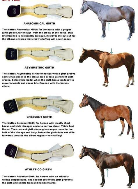 girth mattes horse crescent ea dressage sheepskin horses shape information