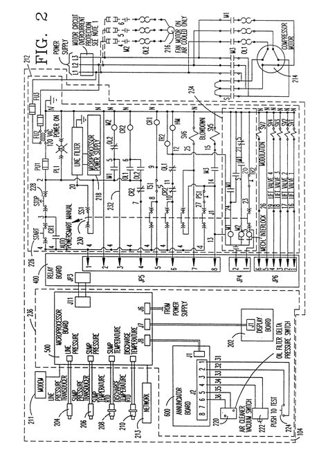 sullair es 6 wiring diagram 27 wiring diagram images