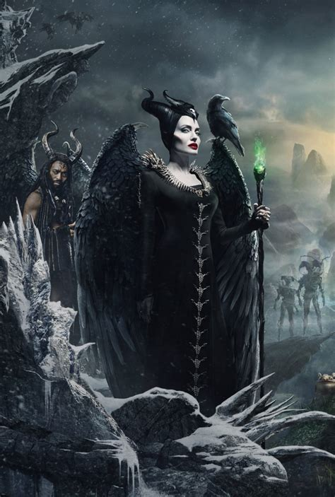 maleficent  large image  main characters