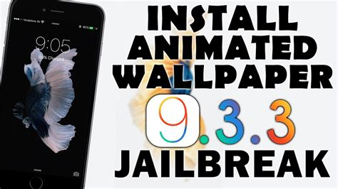 Animated Wallpaper Jailbreak - how to install animated wallpaper iphone jailbreak ios 9 3