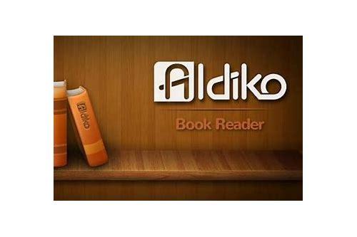 leitor de livros aldiko baixar gratuito para tablets