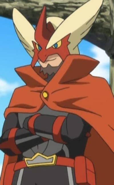 blaziken mask anime planet