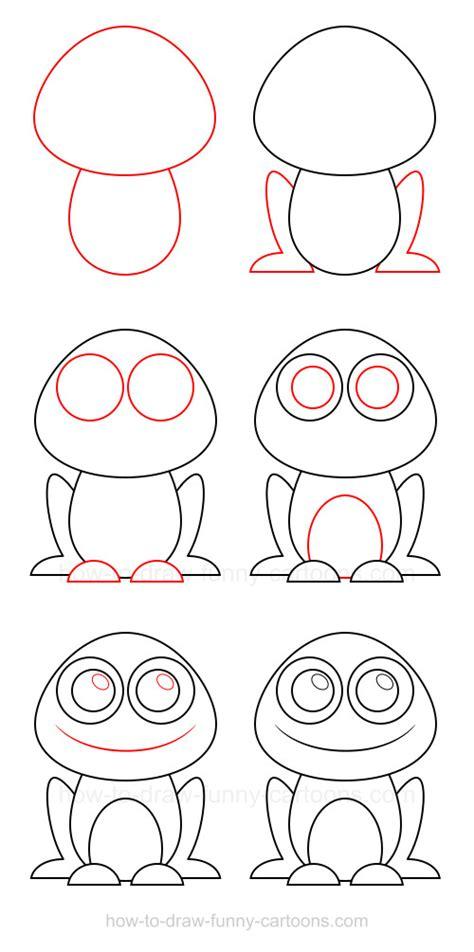 draw  frog