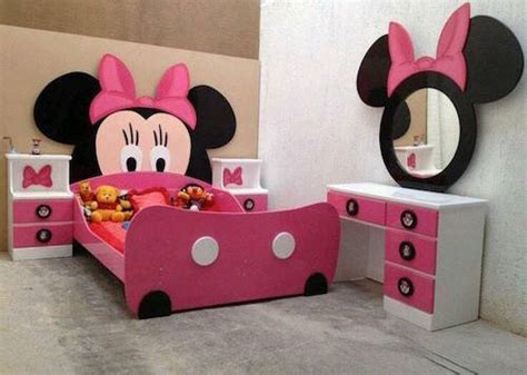 deco chambre minnie neat disney ideas