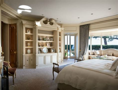 Octagonal Master Bedroom Suite-traditional-bedroom