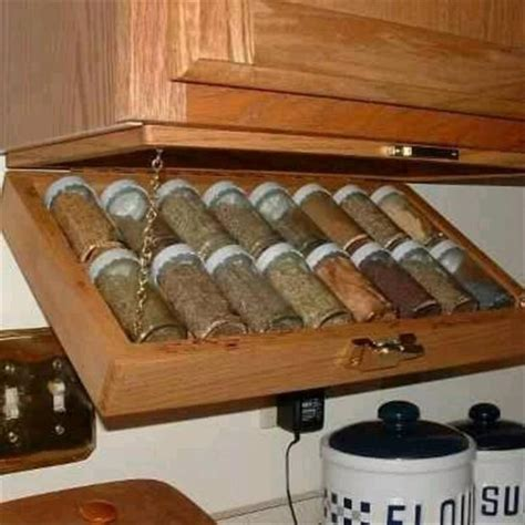 Drop Spice Rack by Simple Ideas That Are Borderline Genius 28 Pics