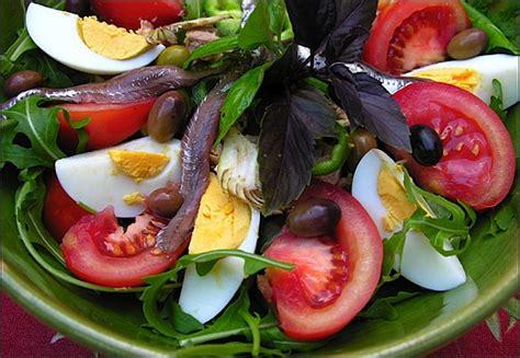 organic salade nicoise