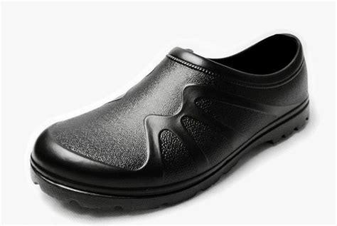 kitchen work shoes workboot waterproof chef shoes  man