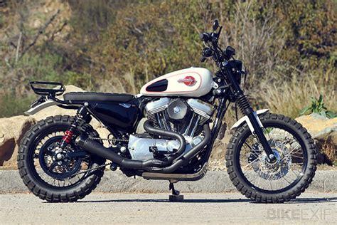 A Harley-davidson Sportster Scrambler? Yes, Please