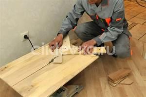 pose parquet stratifie sur dalle beton devis artisan en With cout pose parquet stratifié