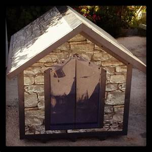 139 best images about theoprofil dog houses With best dog door for winter