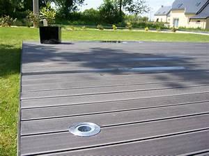 Pose Lame Terrasse Composite : vos photos de terasses bois 391 messages page 25 ~ Premium-room.com Idées de Décoration