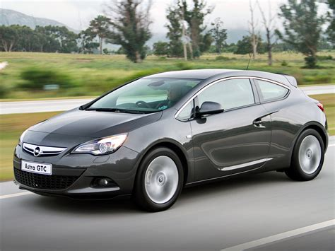 Opel Astra Gtc by Opel Astra Gtc Picture 90417 Opel Photo Gallery