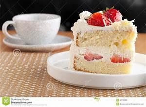 Strawberry Shortcake Stock Photo - Image: 50749863