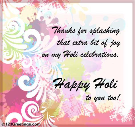 holi  ecard    ecards greeting cards
