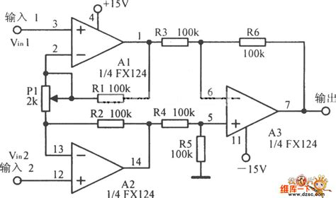 Low Power High Impedance Amplifier Circuit Diagram With