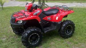 U0026 39 07 Suzuki King Quad 700