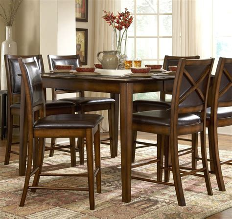 Verona Counter Height Dining Room Set  Counter Height