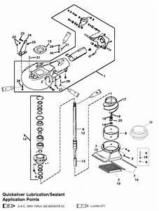 Indmar 351 Marine Engine Diagram