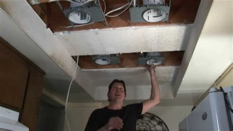 how to remove fluorescent light bulb step 1 replace fluorescent lights w recessed lights
