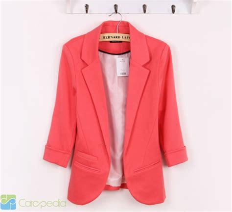 blazer baju formal baju kerja dress trend blazer wanita 2013 mode fashion carapedia