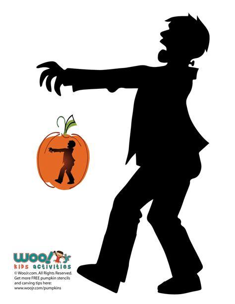 frankenstein silhouette pumpkin woo jr kids activities