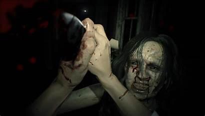 Horror Vr Games Resident Evil Playstation Psvr