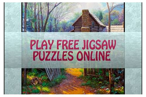 download jigsaw puzzles for free