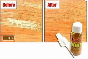 that daily deal With wood floor scratch remover
