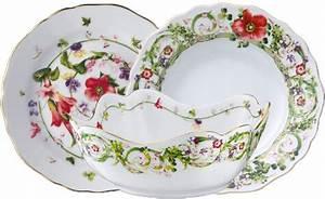 Vaisselle En Porcelaine : versace vaisselle art de la table art de la table ~ Teatrodelosmanantiales.com Idées de Décoration