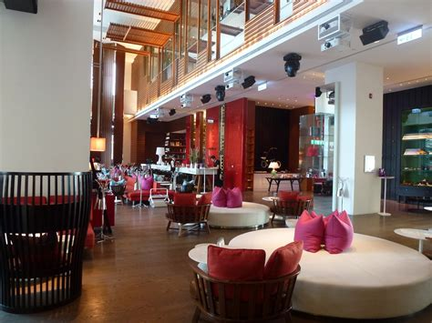 Bar Taipei by W Taipei A Fantastic City Hotel The Luxe Insider