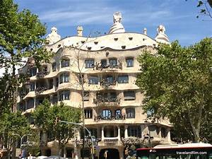 Maison Gaudi Barcelone Pedrera Ventana Blog