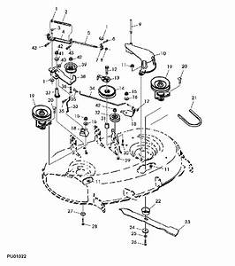 Diagrams Wiring   Scotts S2554 Mower Deck Diagram
