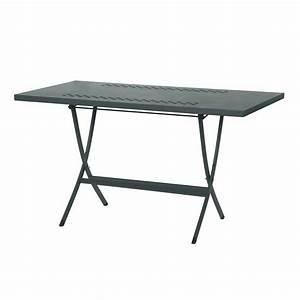 Table Pliante Metal : rig73r table en m tal pliante disponible en diff rentes ~ Teatrodelosmanantiales.com Idées de Décoration