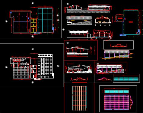 warehouse  autocad  cad   kb