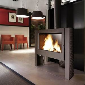 Prix D Un Poele A Bois : prix pose poele bois en fonte double combustion ~ Premium-room.com Idées de Décoration