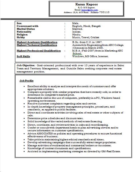 18483 mba marketing resume experienced mba marketing resume sle doc 1 career